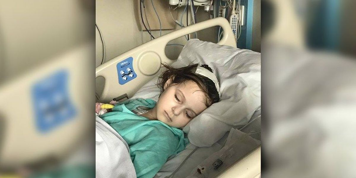 6-year-old's cancer reoccurs, undergoes treatment at St. Jude