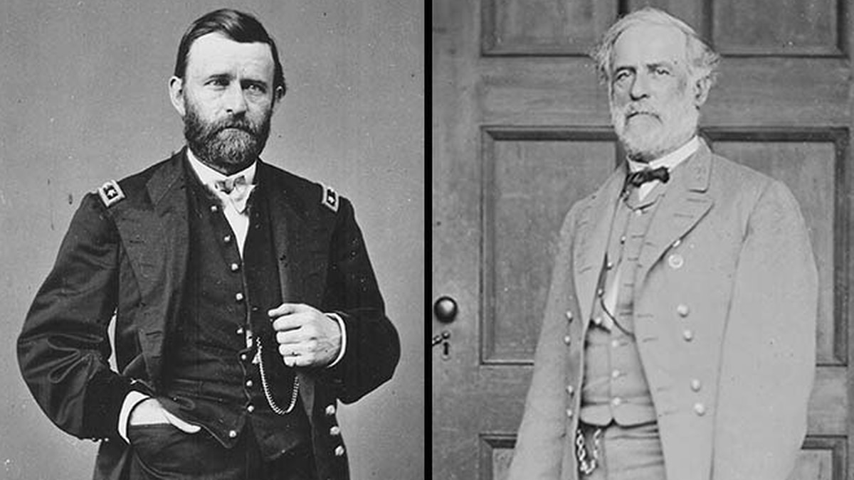 On This Day: Robert E. Lee surrenders