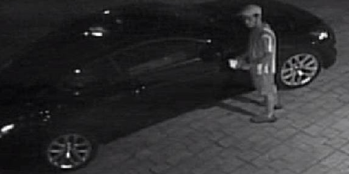 Suspect sought in several car vandalisms in Shockoe Bottom