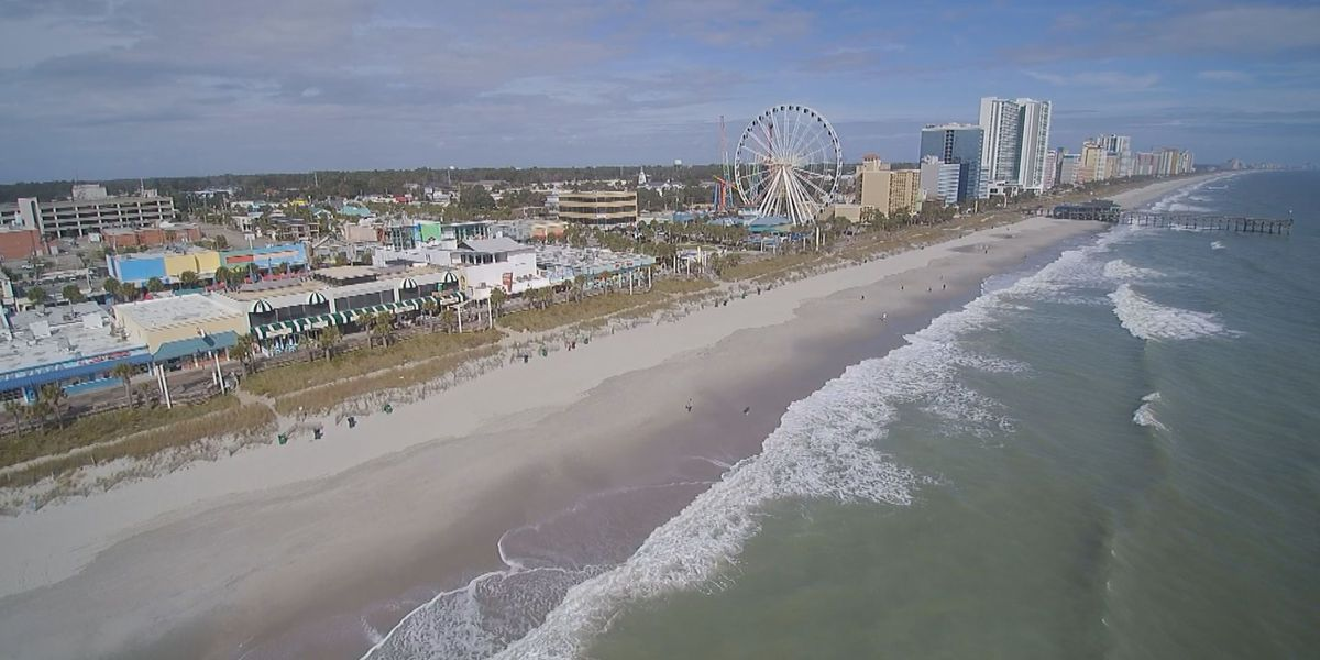 Beach access to reopen in S.C., officials say