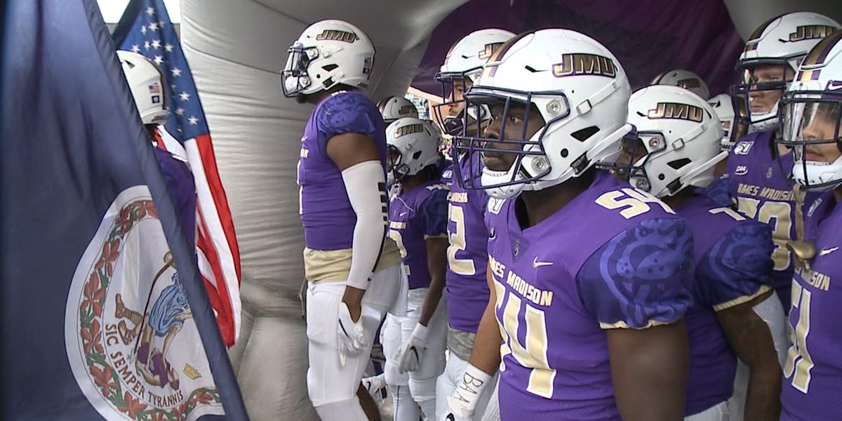 JMU Football earns No. 2 seed in FCS Playoffs