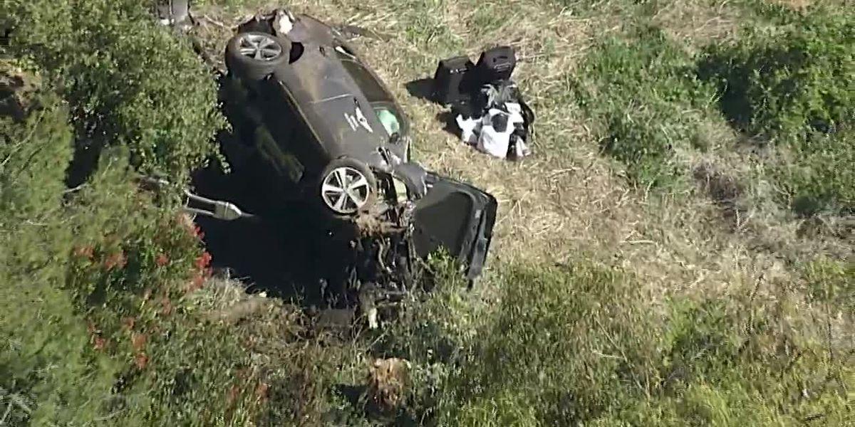 Detectives look at SUV's 'black box' from Tiger Woods crash