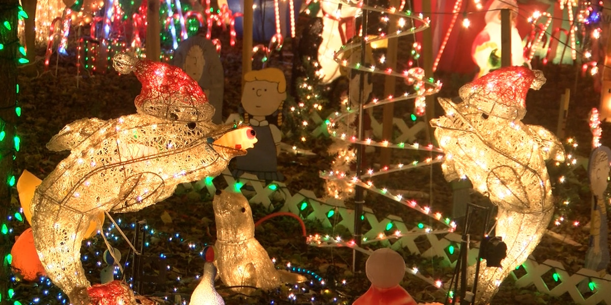 Fire Department Reminds Community To Practice Safety When Using Christmas Lights