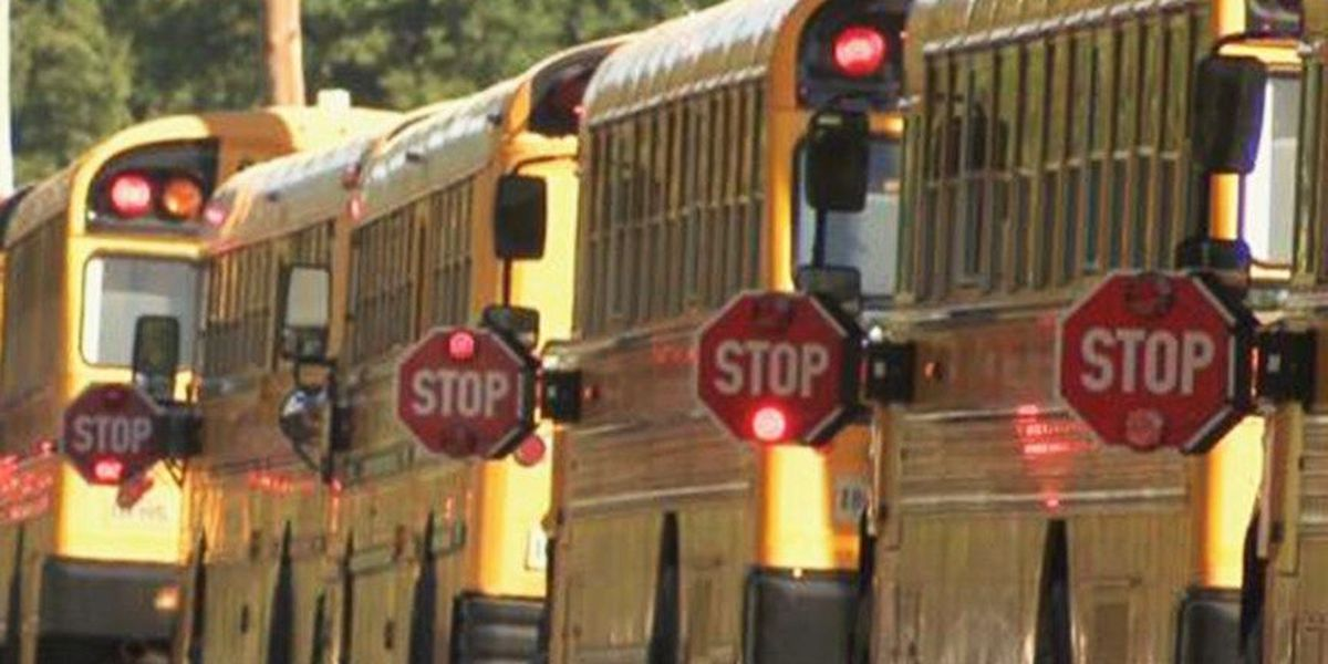 Chesterfield offers program for kindergartners to learn bus safety