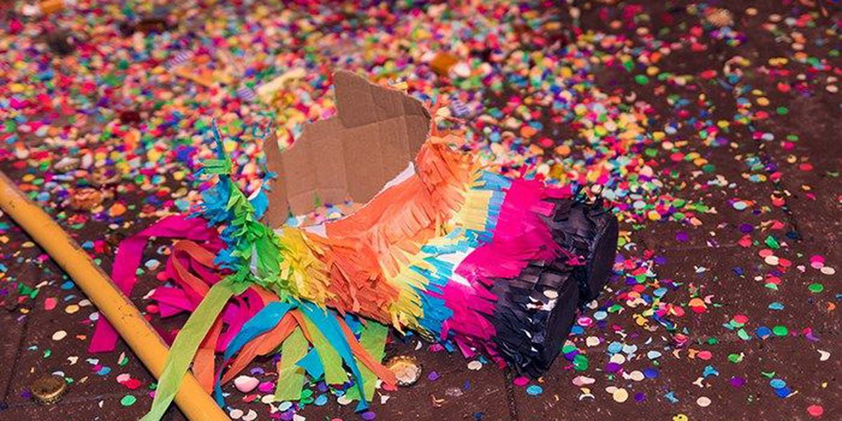 Help Richmond set the Guinness world record for most pinatas