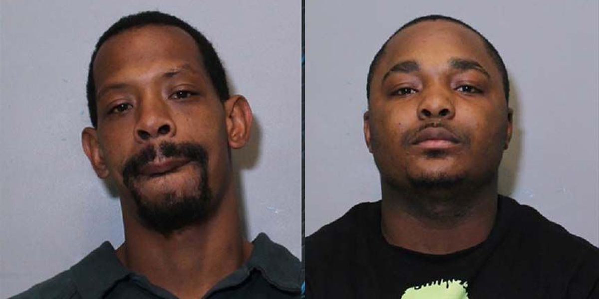 Police arrest 2 Petersburg men in convenience store robbery