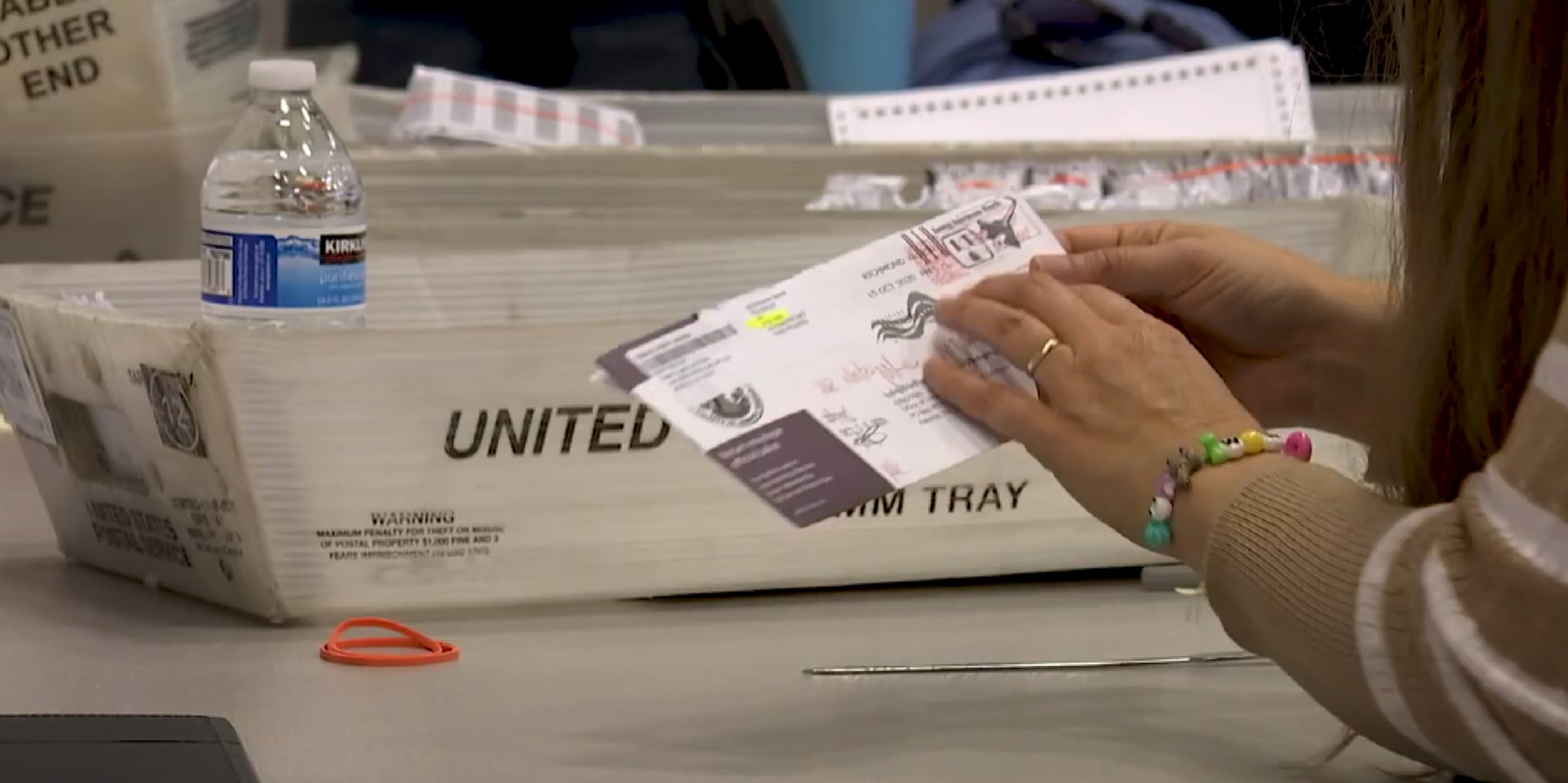 Henrico pre-processing tens of thousands of absentee ballots ahead of Election Day