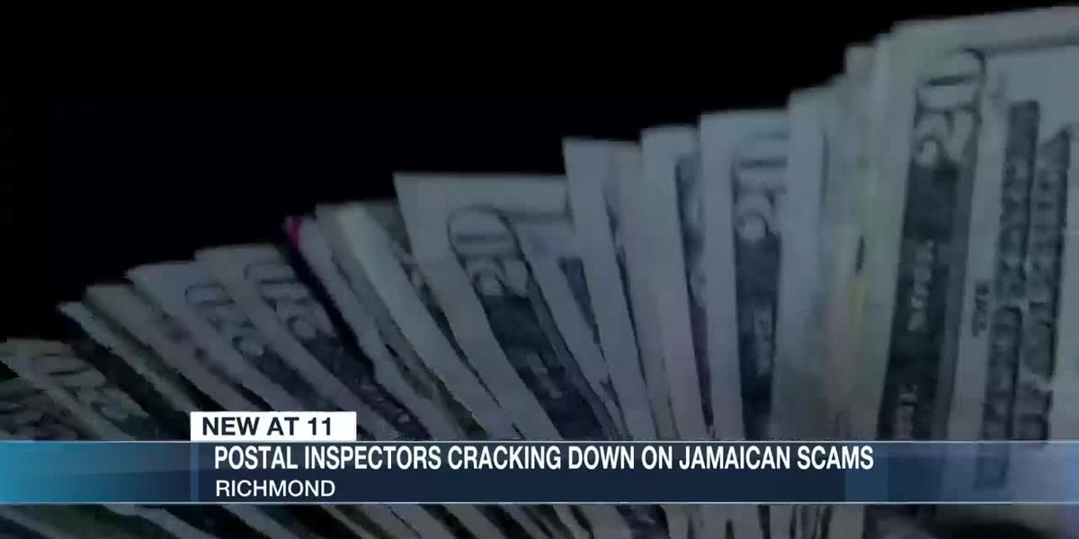 Postal inspectors cracking down on Jamaican scams