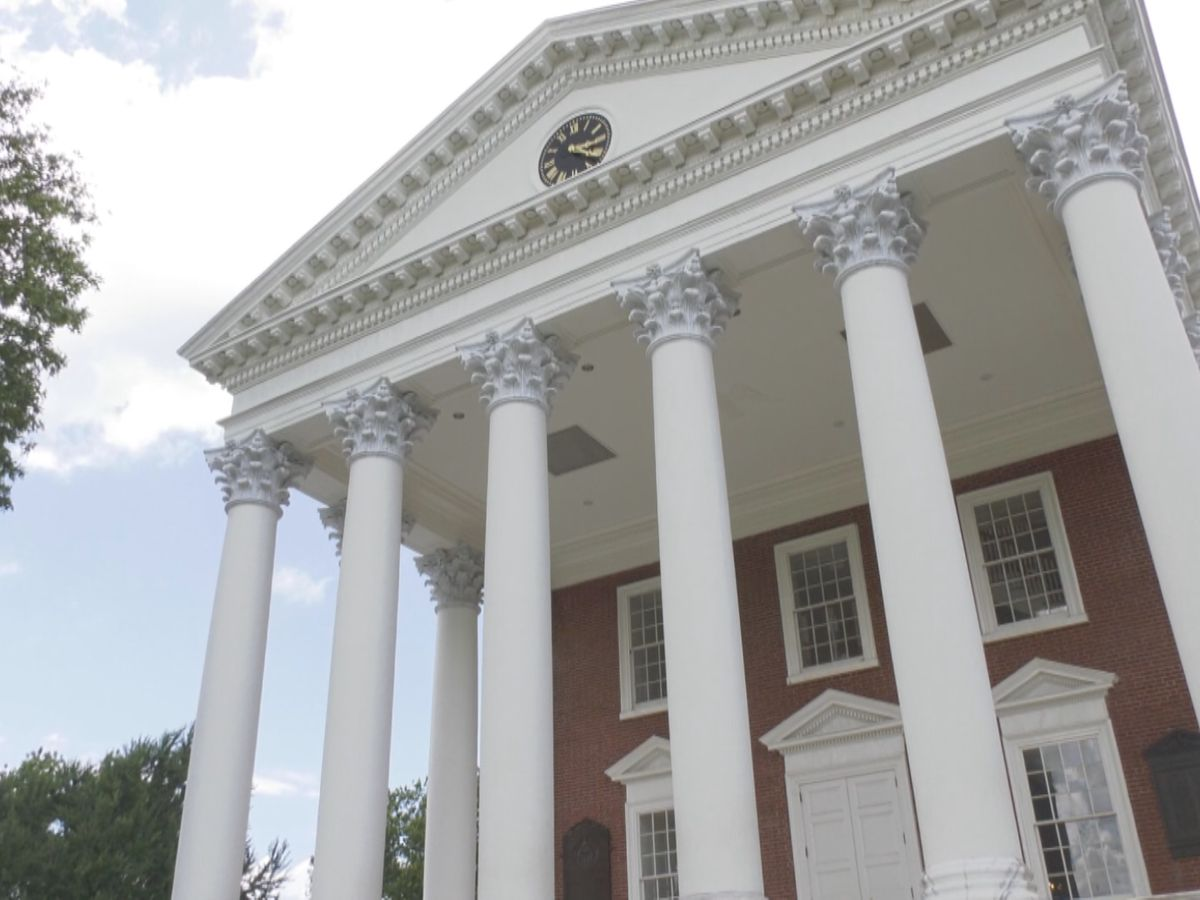 Wastewater testing results suggest additional COVID-19 infections at the University of Virginia