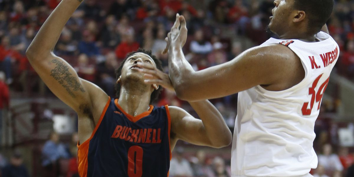 No. 15 Ohio State holds off Bucknell comeback to win 73-71