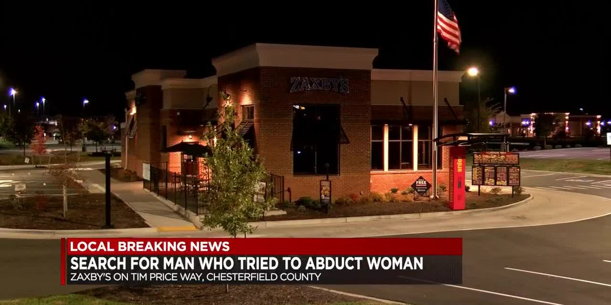 Attempted abduction outside Zaxby's on Tim Price Way