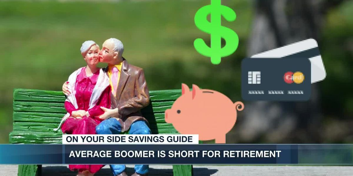 Study: Most Boomers only have 30% of what's needed for retirement