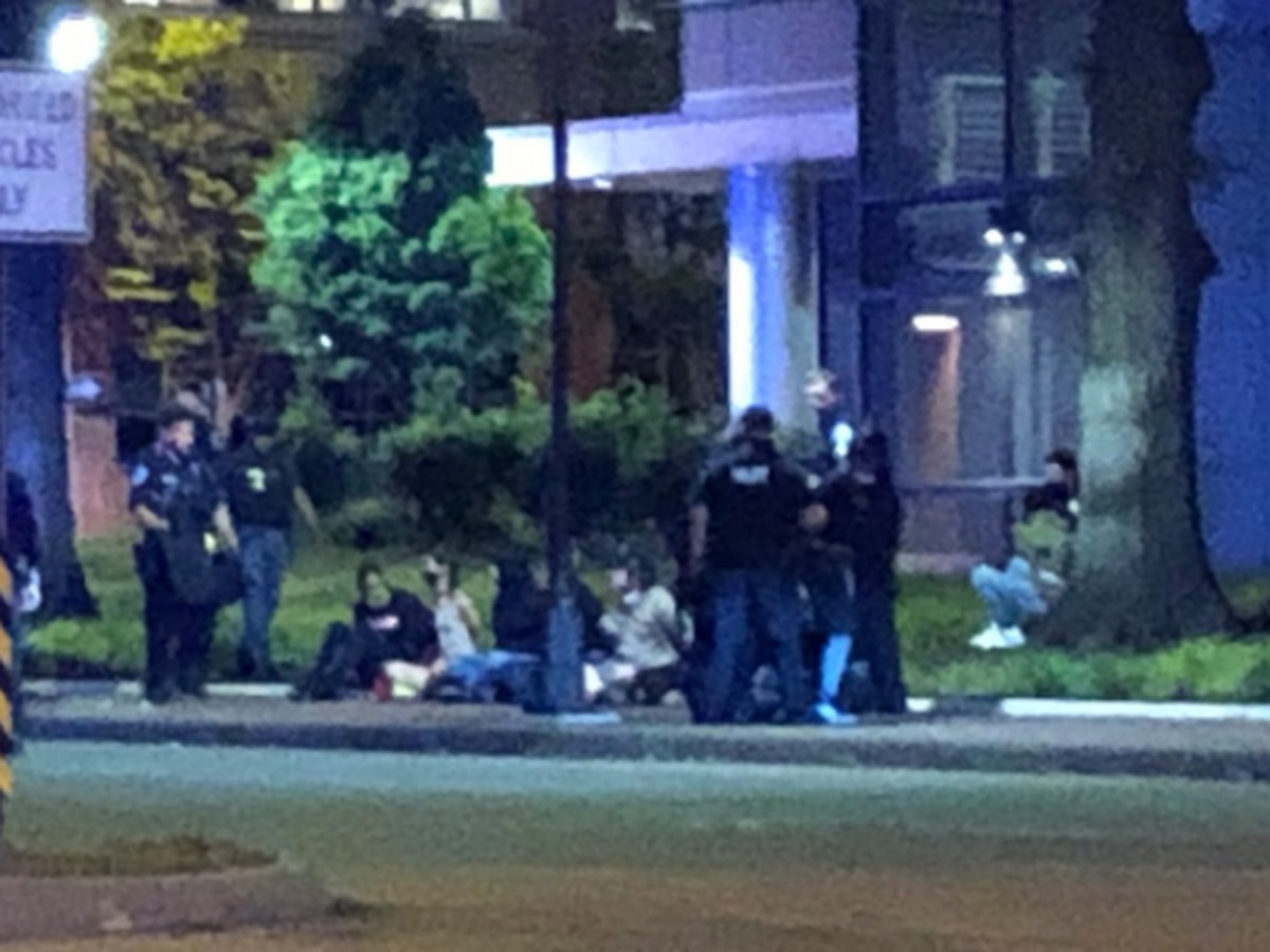 Police make more than 200 arrests after third night of protests in Richmond
