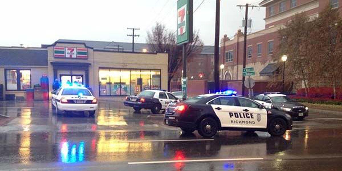 Police investigate robbery at 7-Eleven near VCU campus