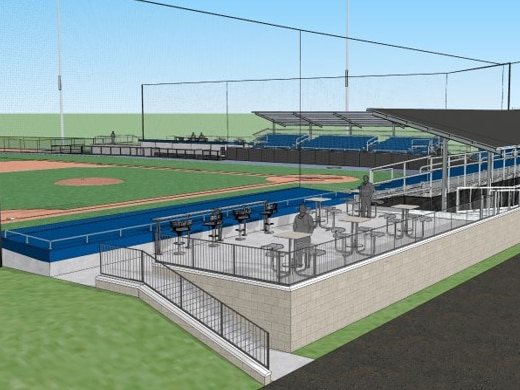 New baseball stadium slated for Dorey Park in 2022