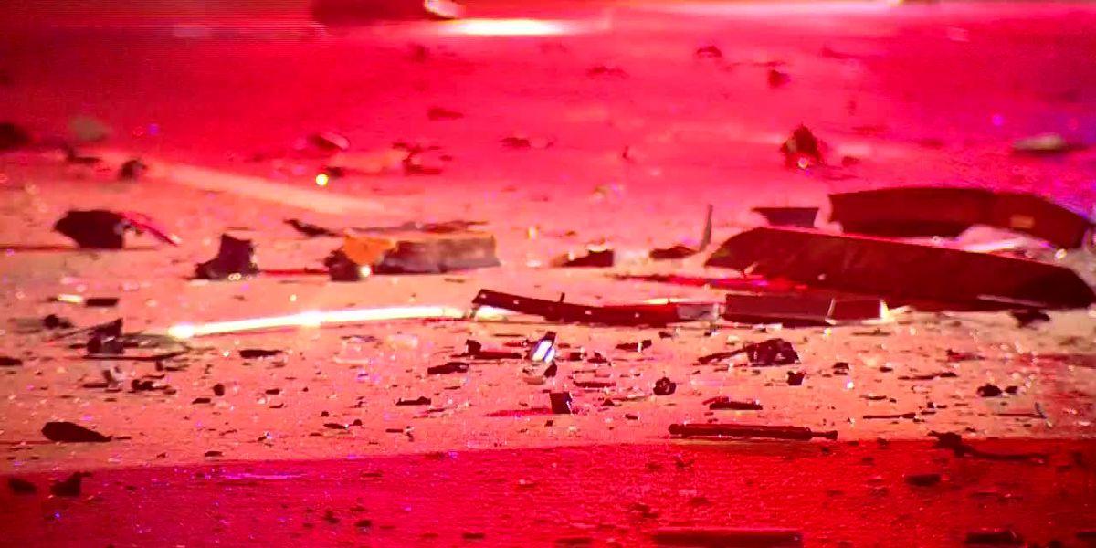 1 injured in single-vehicle rollover crash in Hanover