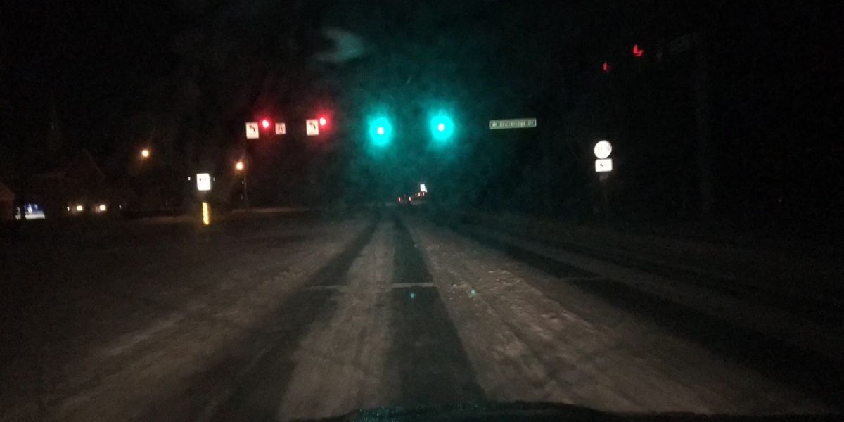 VDOT: Be alert for refreezing, dangerous driving conditions