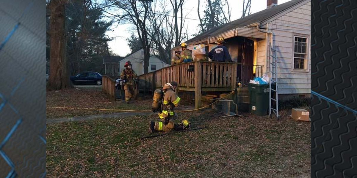 House fire in Henrico displaces 3