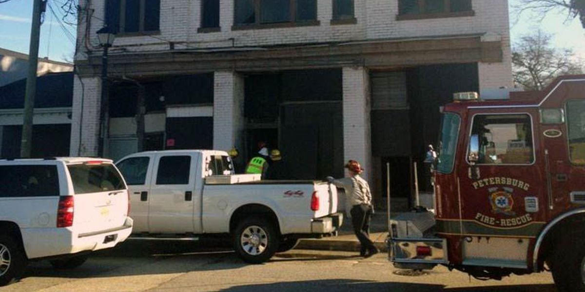 Condition of historic Petersburg theater closes South Ave.