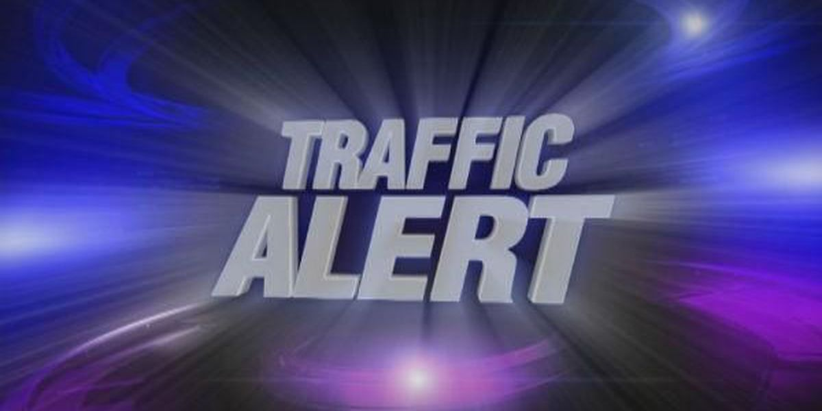 TRAFFIC ALERT: Crash closes all lanes of I-64 West in Goochland