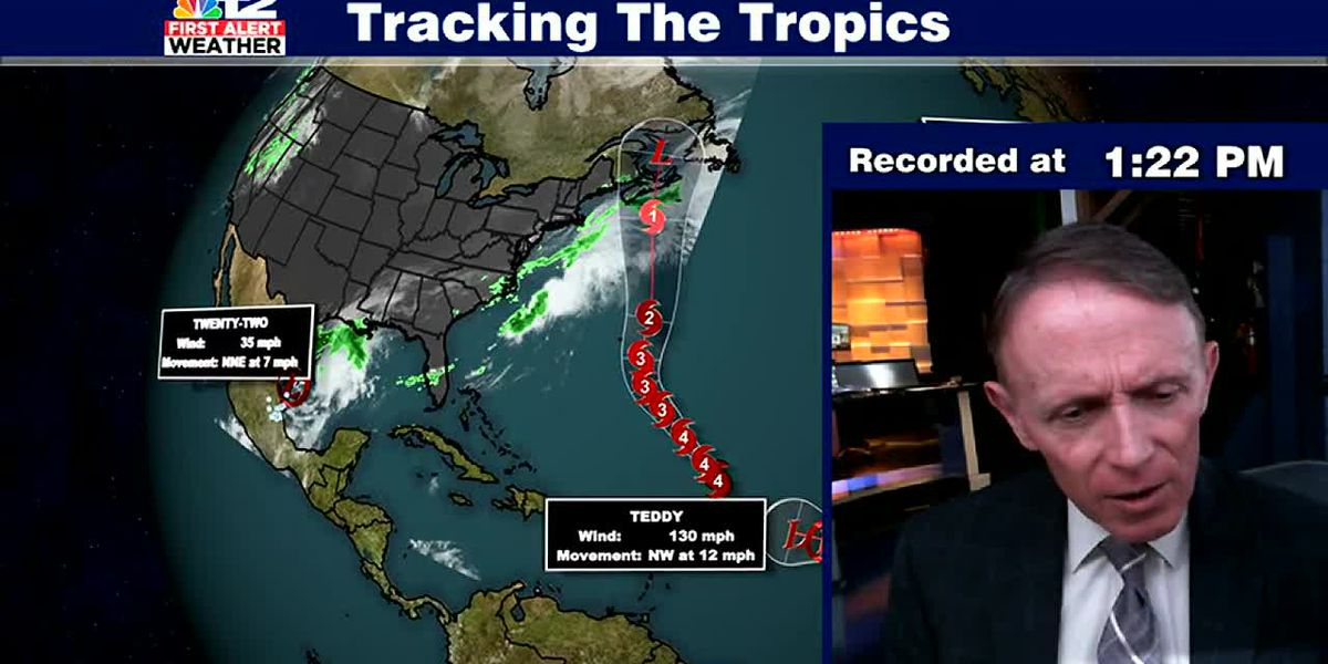 Peak of Hurricane Season and our A-B-C's just ran out