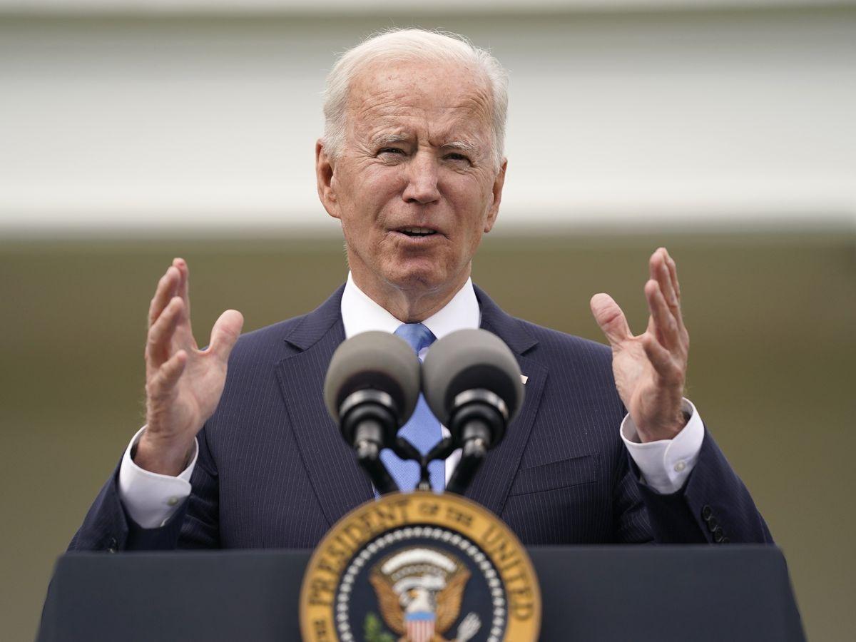 Biden cancels Trump's planned 'Garden of American Heroes'
