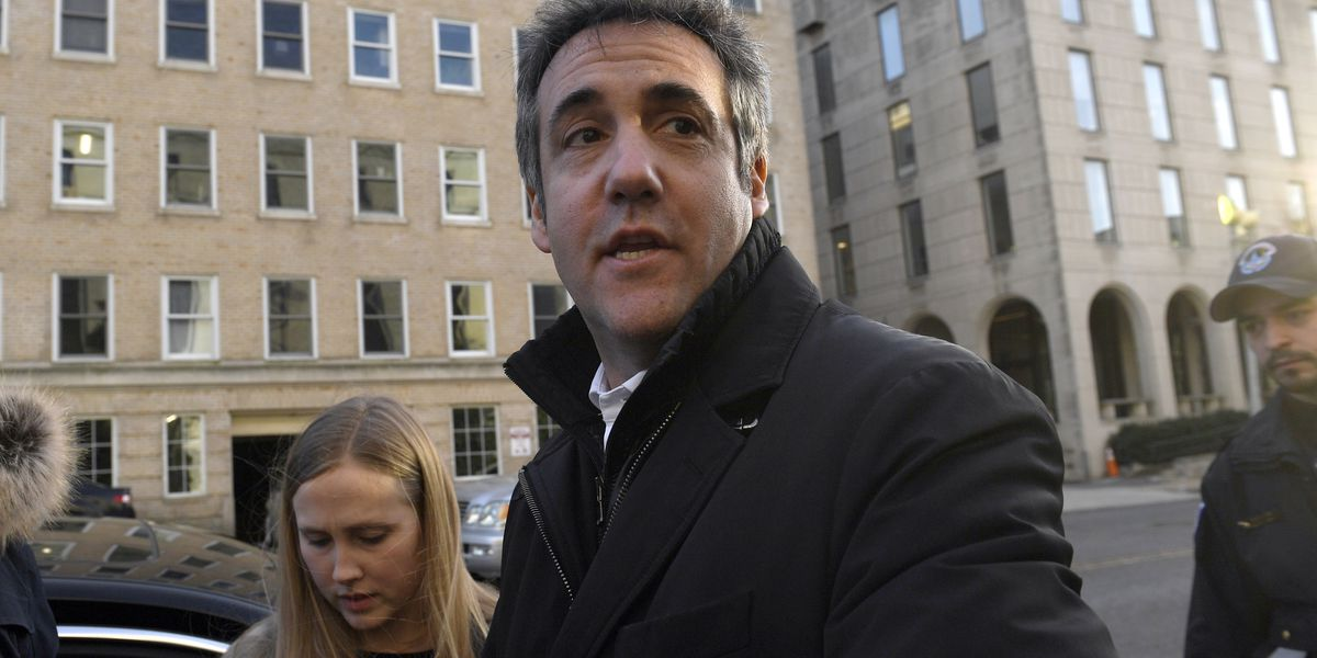 Cohen says he will tell 'my story' in public hearing