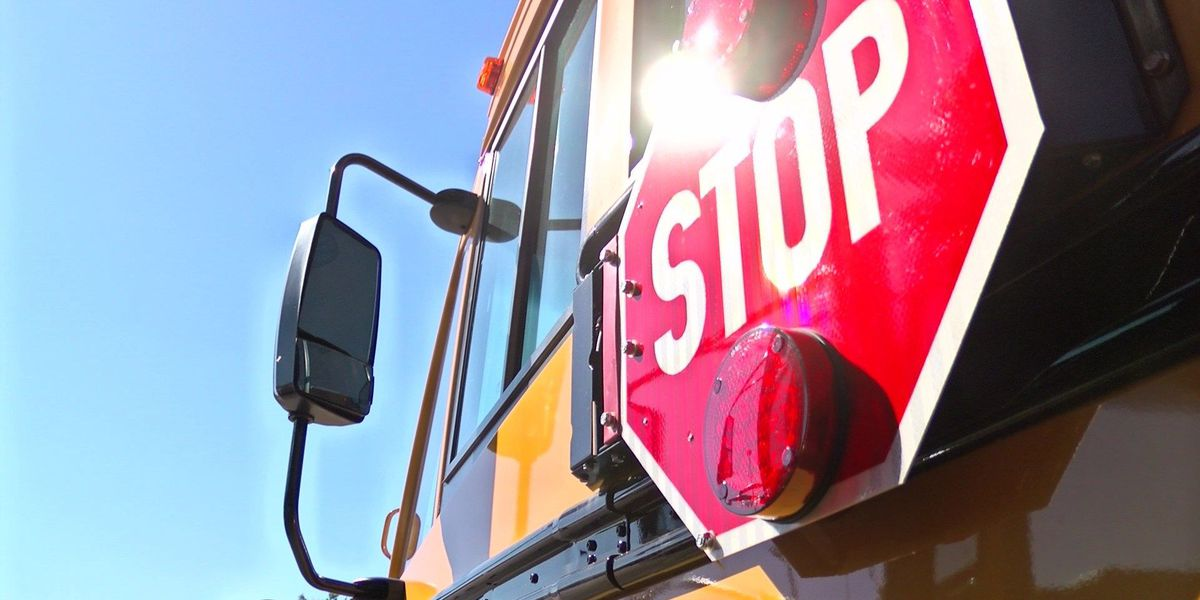 Safety a 'top priority' after school bus driver allegedly threatened