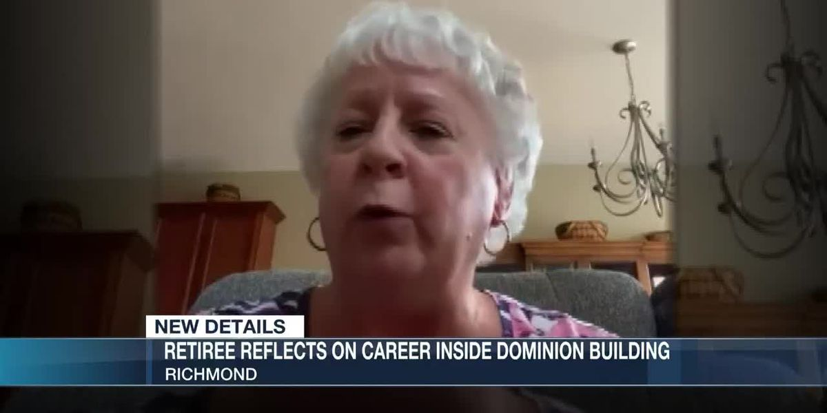 Retiree reflects on career inside Dominion building