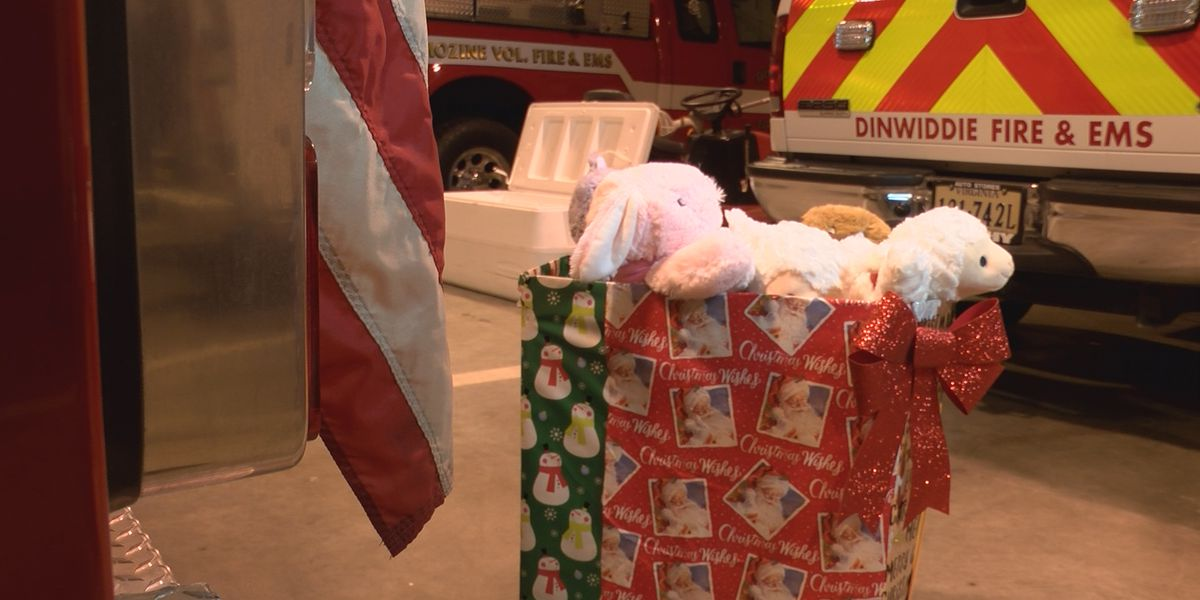 Dinwiddie teen expands 8th annual toy drive