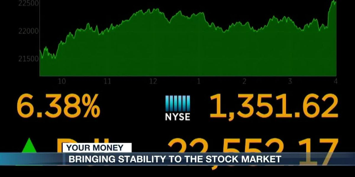 Bringing stability to the stock market