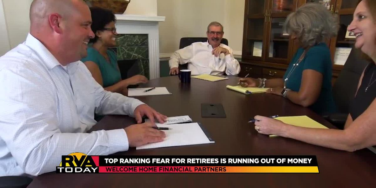 RVA Today: Welcome Home Financial Partners on retirement fears
