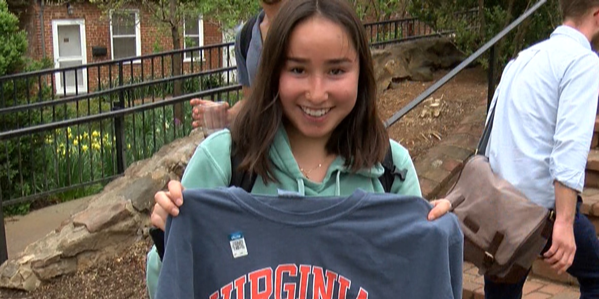 'So many emotions, mostly joy': Students on cloud nine following UVA win