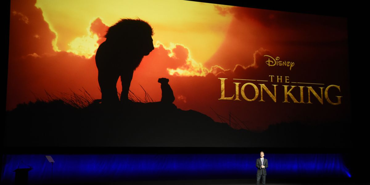 Disney apologizes to school charged for showing 'Lion King'