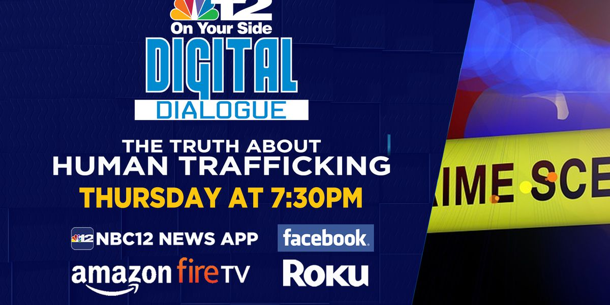 Digital Dialogue: The truth about human trafficking