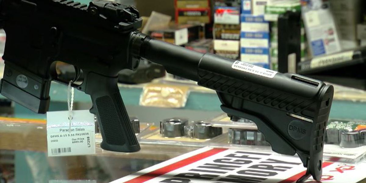Report: White House prepared to announce bump stock ban