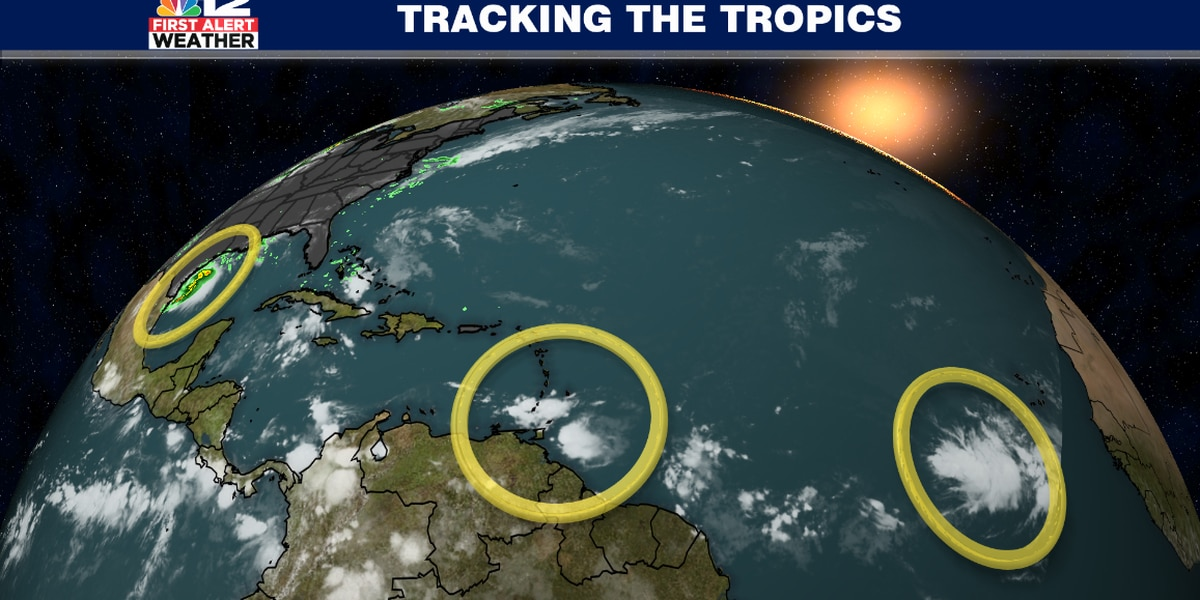 Tracking the Tropics: Hanna makes landfall as 2020′s first Atlantic hurricane