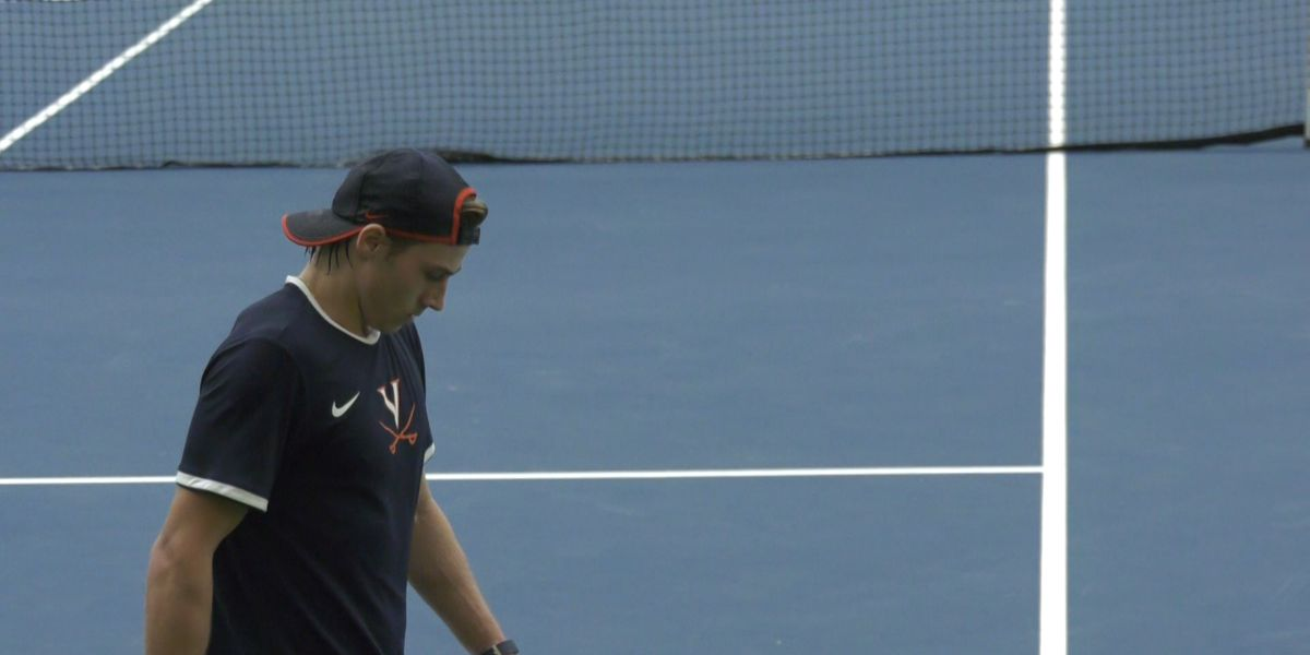 UVA men's tennis defeats Memphis 4-0