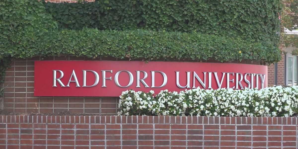 Radford University president announces August reopening