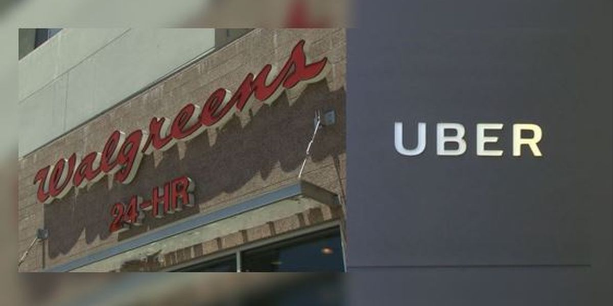 Walgreens, Uber team up to expand COVID vaccine access