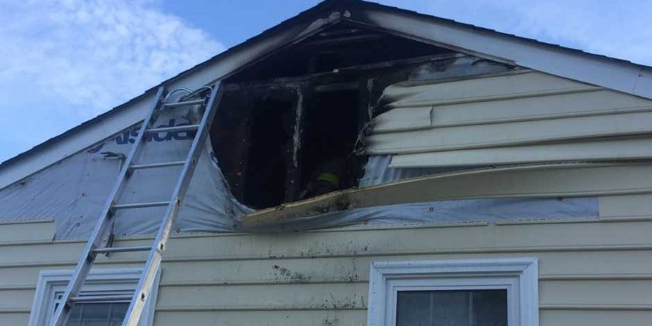 4 displaced by house fire in Henrico