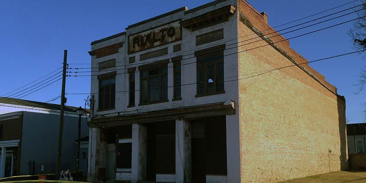 Historic Petersburg theater to be demolished