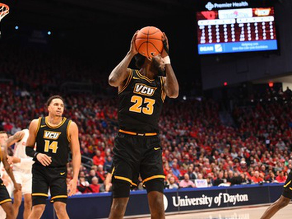 Shorthanded VCU tripped up by UMass; losing streak reaches five