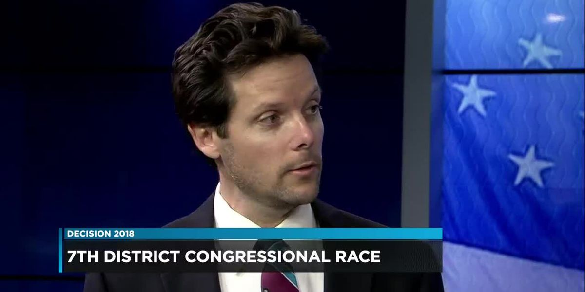 Meet Joe Walton, candidate for the 7th District