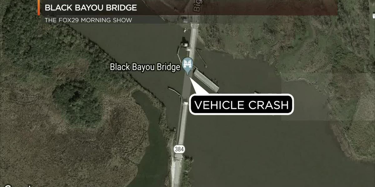 Two Texas men die after attempting to jump open bridge in Louisiana