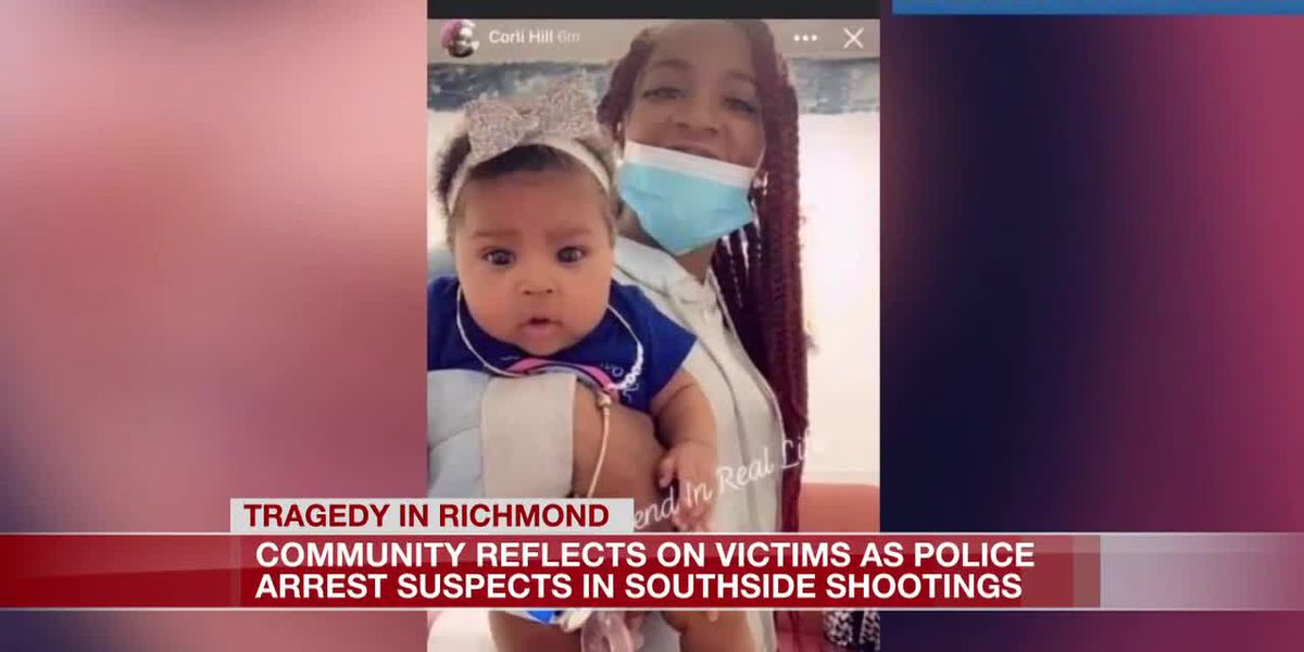 Family remembers mother, child killed in Richmond shooting