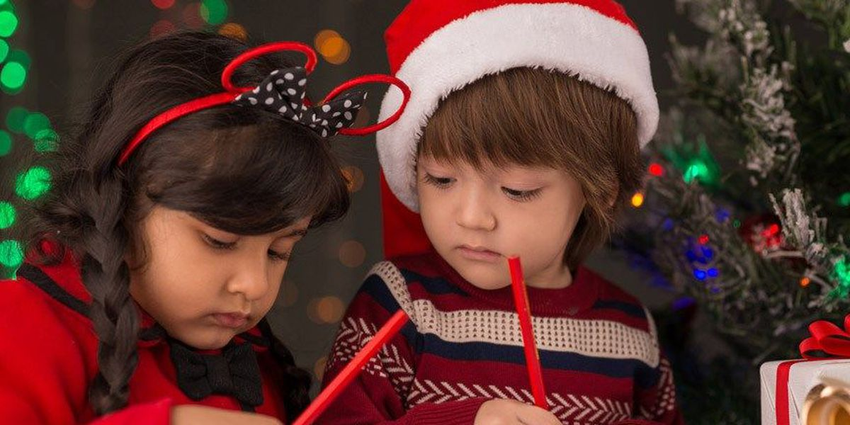 Here's how to send a letter to Santa and get a guaranteed response