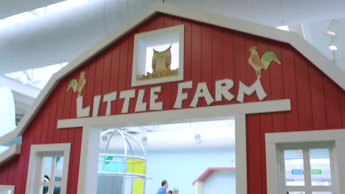 'Little Farm' offers active learning for children ages 0-3 at Children's Museum of Richmond