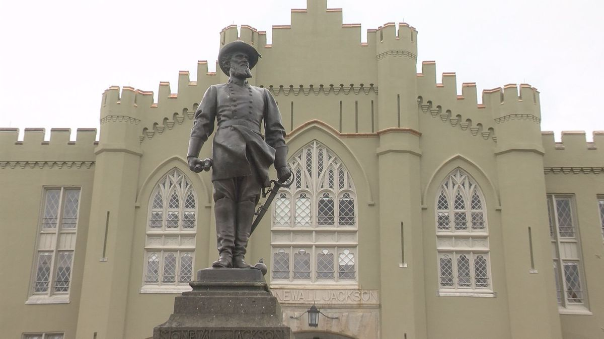 VMI votes to move Stonewall Jackson statue