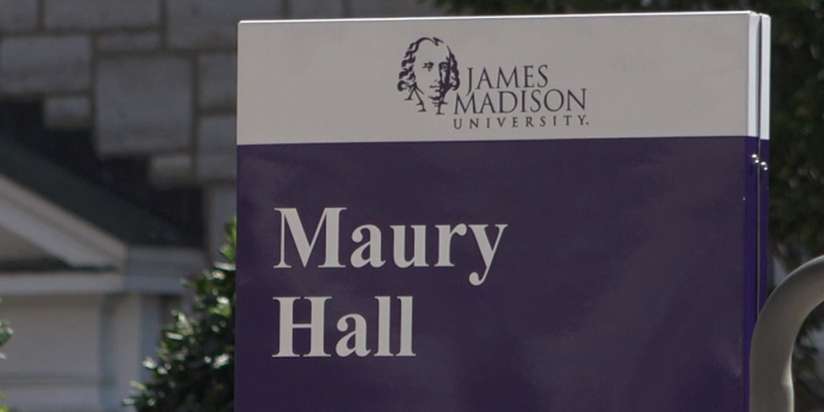 JMU votes to remove Confederate leader names from campus halls